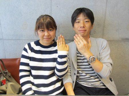 15103101木目金の婚約指輪・結婚指輪_U001.JPG