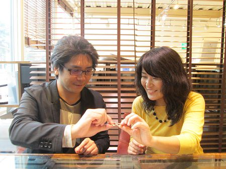 15103101木目金の結婚指輪_M001.JPG