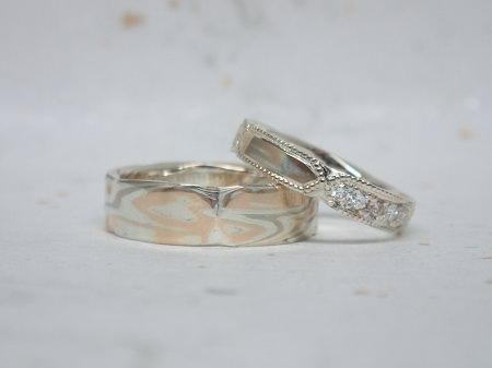 15112301木目金の結婚指輪_G004.JPG