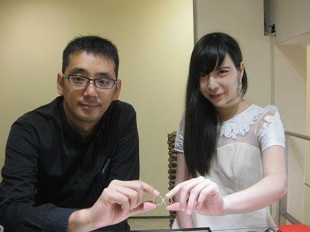 15112305木目金の結婚指輪_G001.JPG