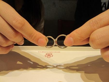 15112401木目金の結婚指輪U_001.JPG