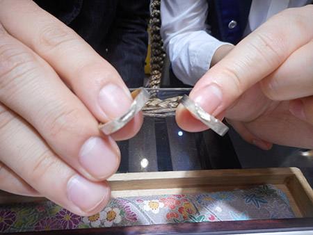 15112901木目金の婚約指輪・結婚指輪 (3).JPG