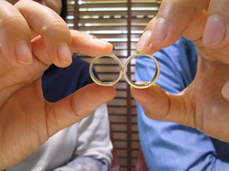 15112901木目金の結婚指輪_M001.JPG