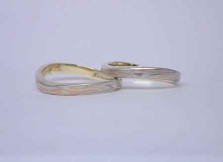 15122903木目金の結婚指輪_S004.JPG
