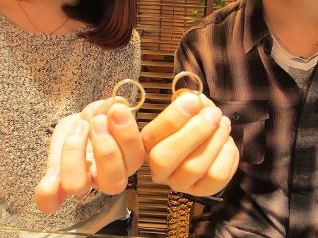 16022701木目金の結婚指輪_U005.JPG