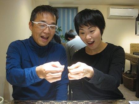 16033010木目金の結婚指輪_G001.JPG