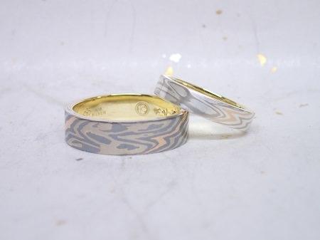 16042401木目金の結婚指輪_C002.JPG