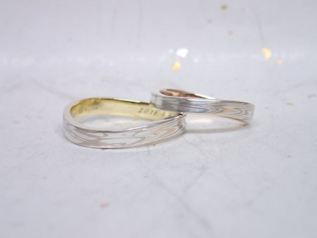 16042901木目金の結婚指輪N-003.JPG