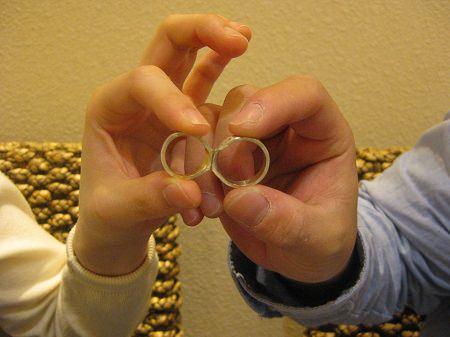 16042902木目金の婚約・結婚指輪_Y001.JPG