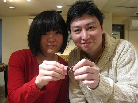 16042903木目金の結婚指輪_G001.JPG