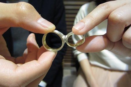 16043001木目金の結婚指輪_Z001.JPG
