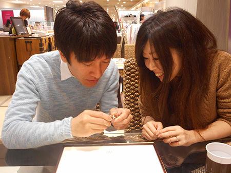 16043001木目金の結婚指輪_E001.JPG