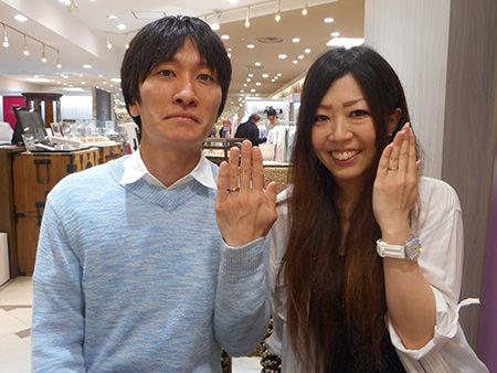 16043001木目金の結婚指輪_E004.JPG