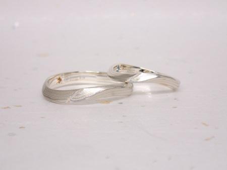 16053001木目金の結婚指輪_004.JPG