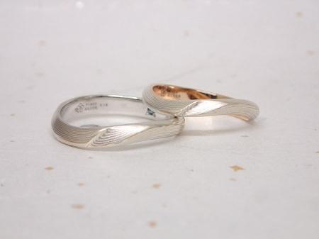 16053001木目金の結婚指輪_J004.JPG