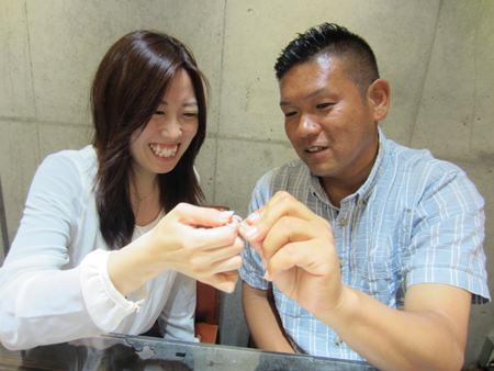 16053001木目金の結婚指輪_U (5).JPG