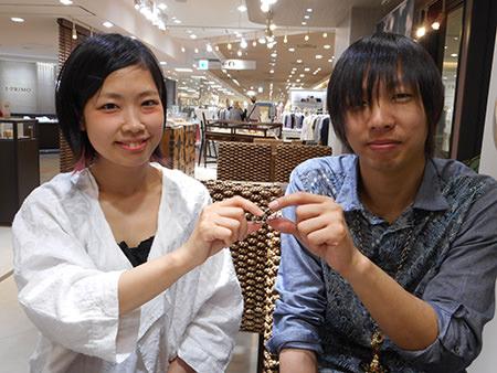 16062401木目金の結婚指輪_E001.JPG