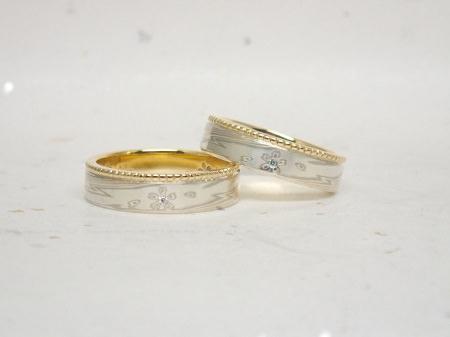 16062501木目金の結婚指輪_R001.JPG