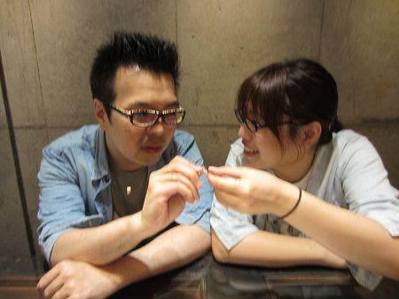 16062607木目金の婚約・結婚指輪_U (3).JPG
