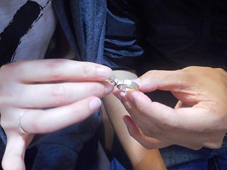 16062701木目金の結婚指輪_E001.JPG