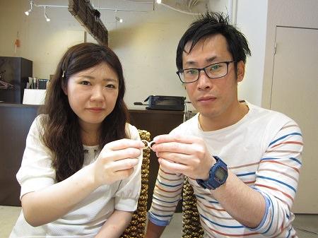 16063001木目金の結婚指輪B_001.JPG
