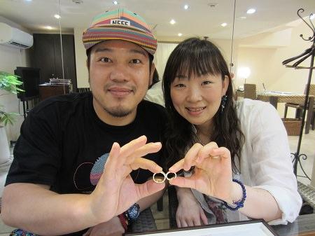 16063001木目金の結婚指輪K (1).JPG