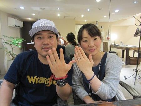 16063001木目金の結婚指輪K (3).JPG