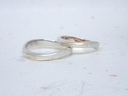 16072301木目金の結婚指輪_J004.JPG