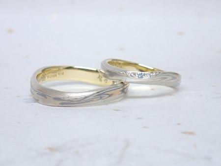 16072403木目金の結婚指輪_R005.JPG