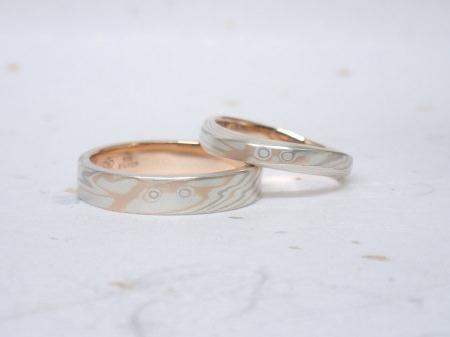 16072403木目金の結婚指輪K (3).JPG