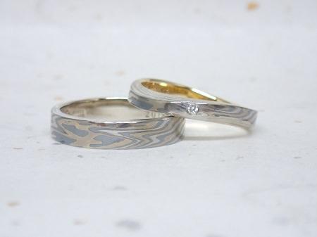 16073001木目金の結婚指輪N003.JPG