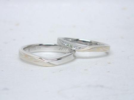 16073101木目金の結婚指輪_J004.JPG