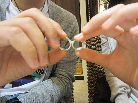 16073102木目金の結婚指輪_A001.JPG