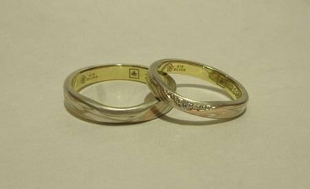 16073102木目金の結婚指輪N003.jpg