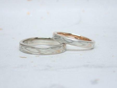 16082501木目金の結婚指輪_J004.JPG