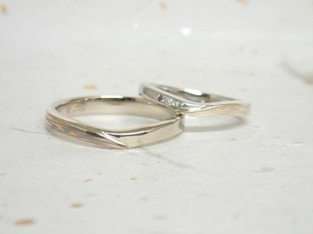 16082601木目つむぎ結婚指輪_U001.JPG