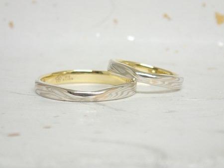 16082801木目金の結婚指輪_004.JPG