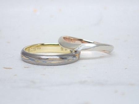 16082803木目金の婚約指輪・結婚指輪_U002 (2).JPG