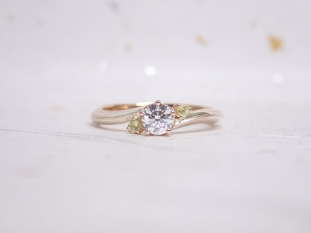 16083001木目金の婚約指輪_J004.JPG