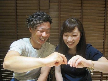 16083001木目金の結婚指輪‗C001 (3).JPG