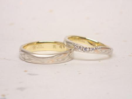 16090402木目金の婚約・結婚指輪_C004.JPG
