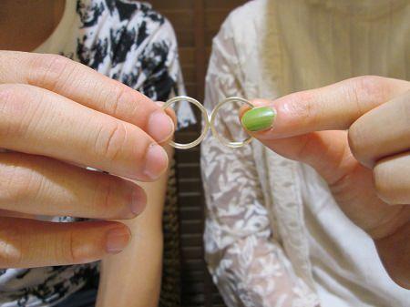 16091101木目金の結婚指輪_M001.JPG