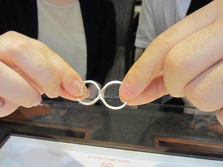 16092202木目金の結婚指輪_K001.JPG