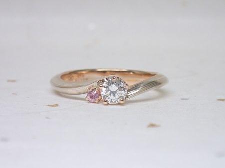 16102202木目金の婚約指輪B_001.JPG