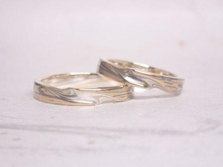 16102301木目金の結婚指輪_G004.JPG