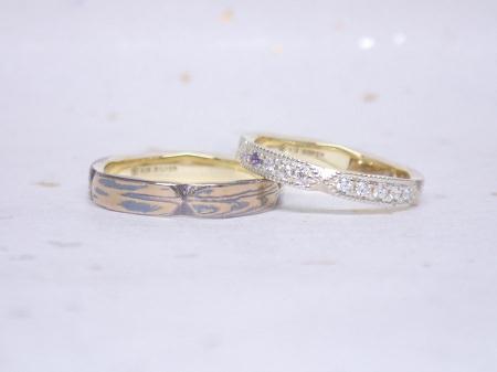 16112301木目金の結婚指輪_Q004.JPG