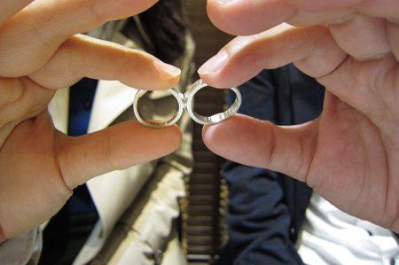 16112603木目金の結婚指輪_Z001.JPG