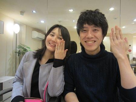 16112702木目金の婚約指輪・結婚指輪K_003.JPG