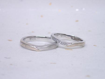 16112702木目金の婚約指輪・結婚指輪K_005.JPG