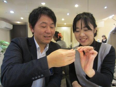 16120302木目金の結婚、婚約指輪_K001②.JPG